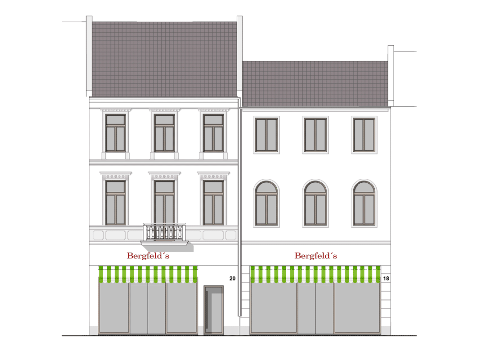 Markterweiterung in Bad Godesberg