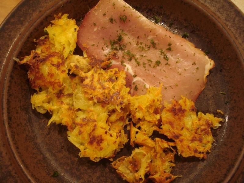 Knisterkartoffeln